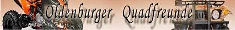 Banner Oldenburger Quadfreunde