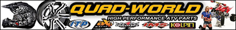 Banner Quad World Racing Parts