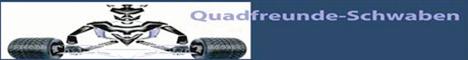 Banner Quadfreunde Schwaben