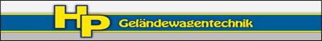 Banner HP Geländewagentechnik