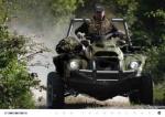 'Terraquad': für militärische Nutzung im Gelände...