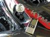 Handy-Funktion: Schaltknauf blinkt bei Anruf