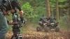 Quad-Terror: Dreh für die 200ste Folge von 'Cobra 11'