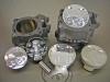 GW Racing Parts: CP Projekt X Schmiedekolben Kit