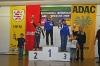 Siegerehrung für den Hessencup: 1. Lubomir Hunka und 3. Björn Drechsler