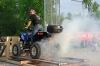 Nur eine der vielen Attraktionen und Beschäftigungsmöglichkeiten: Burn Out