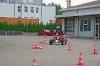 Erstmals Quads als offizielle Klasse am Start: beim Motorradslalom des ADAC Nordbaden