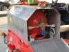 Erdgas-Flasche: in Metall-Box auf dem Heck-Gepäckträger