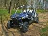 Polaris RZR 800 4S: Präsentation bei HP Geländewagentechnik