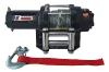 Löffler Quads, Seilwinde X4000: wahlweise mit Stahl- oder Kunststoff-Seil