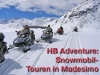 HB-Adventure Switzerland: Snowmobil-Tour in den Alpen