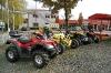 Fuhrpark: ATVs, Quads und Buggies verschiedenster Marken sind im Anbebot von Roman Lauber