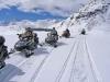 HB-Adventure Switzerland: Snowmobil-Touren in den Alpen und nun auch in Schweden