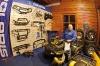 Heinz Plötz: eigener Showroom für Zubehör von Polaris