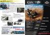 ATV&QUAD Magazin 2011/01-02, Seite 12. Aktuelles Winter-Zubehör: Fronthydraulik von Quadhouse; Heizung für Side-by-Sides von Quadconnection; Raupen-System von Hisun