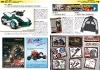 ATV&QUAD Magazin 2011/01-02, Seite 18 und 19. Aktuell: Hybrid-Antrieb für Can-Am Spyder Roadster; Kataloge 2011 von MG Sport; Triton Team Collection von Reaction