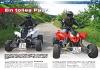 ATV&QUAD Magazin 2011/01-02, Seite 46 bis 53. PIMPs: Ramona und Uli Buck / Ein tolles Paar