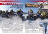 ATV&QUAD Magazin 2011/01-02, Seite 64 bis 67. Quad-Rennsport, Int. Quad & ATV Schnee SpeedWay Cup 2011: Wenig Schnee