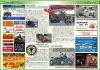 ATV&QUAD Magazin 2011/01-02, Seite 80 und 81, Szene: Quadomania 2011 als Saisonstart in Saarbrücken; Black Forest Quad präsentiert Yamaha Banshee 350 mit LoF-Zulassung