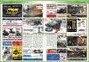 ATV&QUAD Magazin 2011/01-02, Seite 84 und 85, Szene: Deutschlands Biathleten vom Zoll Ski-Team spuren mit einer Raupen-Rhino von Baumgartner, die mit einem Tatou-4S-Raupen-Fahrwerk ausgestattet ist