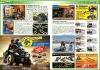 ATV&QUAD Magazin 2011/01-02, Seite 86 und 87, Szene: HP Geländewagentechnik ist Polaris-Händler des Jahres 2010; Quantyaparx / LocalMotion bietet Skidoo-Kurse in Kirchberg / Tirol