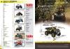 ATV&QUAD Katalog 2011, Inhalt