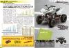 ATV&QUAD 2011/03, Seite 10, Aktuell: Zulassungszahlen VKP und LoF-Zugmaschinen Neuzulassungen Deutschland Januar 2010 / 2011