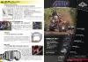 ATV&QUAD 2011/03, Seite 12-13, Aktuell: News & Trends  Scott Brillen: Eine Brille für (fast) jedes Gesicht QJC Powersportcenter: Sidepipes aus Edelstahl TMF Racing: iParts-Kettenrad für Dinli Yamaha Quads: www.yamaha-motor.de mit neuem Gesicht
