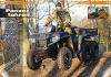 ATV&QUAD 2011/03, Seite 48-51, Einsatz im Holz: Polaris 800 Big Boss Panzer fahren