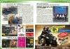ATV&QUAD 2011/03, Seite 102-103, Szene Zweirad Voit: Holzrücke-Anhänger MSA Motor Sport Accessoires: Kymco zählt zu den 'Best Brands 2010'
