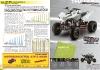 ATV&QUAD Magazin 2011/04, Seite 10-11, Aktuell: Zulassungszahlen VKP und LoF-Zugmaschinen Neuzulassungen Deutschland Januar-Februar 2010 / 2011