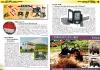 ATV&QUAD Magazin 2011/04, Seite 14-15, Aktuell: News & Trends Hella: LED auf dem Vormarsch Dream-Boxx.de: Multifunktions-Schachtel BioLogic: Robuste Lenker-Halterung fürs iPhone 4