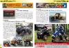 ATV&QUAD Magazin 2011/04, Seite 24-25, Aktuell: News & Trends Speeds: Mit neuer Homepage Off Road Nole: Einsatzfahrzeuge für Rettung und THW Baumgartner: Can-Am Commander mit Raupen am Brauneck