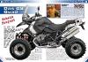 ATV&QUAD Magazin 2011/04, Seite 28-29, Scoop Geheim-Projekt BMW R 1200 GS als Quad: Das GS Quad von E.-ATV