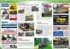ATV&QUAD Magazin 2011/04, Seite 100-101, Szene Abenteuer & Allrad: Die Offroad-Messe in Bad Kissingen Baumgartner: Anhänger Prototyp Zweirad Voit: Rettungs-Outlander