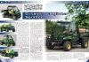 ATV&QUAD Magazin 2011/05, Seite 40-41, Präsentation John Deere Gator 855 D: Geländetauglicher Sprinter