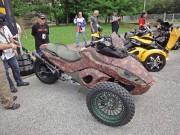 Can-Am-Spyder-Treffen 2011: spektakuläre Spyder-Umbauten