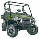 Polaris Ranger 800 HD, Modell 2012: jetzt mit Engine Braking System (EBS)