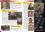 ATV&QUAD Magazin 2011/09-10, Seite 20-21, Aktuell: Handel & Leute Jan Breckwoldt: Von Polaris zu Suzuki Atraxion: Zubehör-Vertrieb in Deutschland Norman Richers: Wechselt die Fronten Dinli: Vertrieb verstärkt