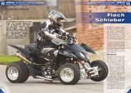 ATV&QUAD Magazin 2011/09-10, Seite 50-55, Umbau Zollernalb Triton 450 SuperMoto