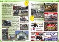 ATV&QUAD Magazin 2011/09-10, Seite 72-73, Szene Motorgeräte Center Osterode: Für Freizeit und Nutzwert Wurzelsepp: Museum abgebrannt