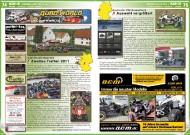 ATV&QUAD Magazin 2011/09-10, Seite 74-75, Szene Quad Freunde Hosenfeld: Zweites Treffen 2011 Quadcenter Mönchengladbach: Auswahl vergrößert