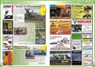 ATV&QUAD Magazin 2011/09-10, Seite 90-91,  Szene:  ROC Rennsteig Outdoor Center: Tagebau bis Hochseilgarten Euro Indoor Masters 2011: Finale im Ötztal