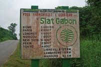 Extrem Events, Scout-Tour durch Gabun im Oktober 2011