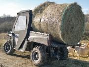 Quadconnection, Polaris Ranger: maßgeschneidert für den Einsatz im landwirtschaftlichen Betrieb