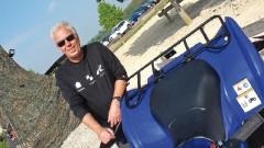 Yamaha-Manager Allen Hidding zur Grizzly 300: universell einsetzbares Einstiegs-ATV