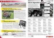 ATV&QUAD Magazin 2011/11-12, Seite 12-13, Aktuell: News & Trends  Steinmetz Quad / Zaunteam.ch: Schnell und einfach Zäune setzen  Speeds: Universal Blinkerrelais  Omnicompetition: Quadparts.at ist neuer Generalvertrieb