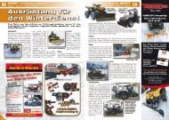 ATV&QUAD Magazin 2011/11-12, Seite 58-61, Service: Ausrüstung für den Winterdienst