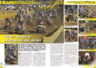 ATV&QUAD Magazin 2011/11-12, Seite 62-63, Sport Quadcross der Nationen: Aller guten Dinge sind drei