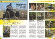 ATV&QUAD Magazin 2011/11-12, Seite 64-65, Sport ECHT Endurocup Hessen Thüringen: ECHT ausbaufähig